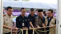 Dirjen P2P dr Anung Sugihantono meresmikan gedung baru KKP Kelas 1 Surabaya, Sabtu (1/6/2019). (Foto: Dok. Biro Komunikasi dan Pelayanan Masyarakat Kemenkes RI)