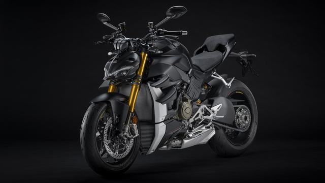 Ducati Streetfighter V4 Terbaru Dapat Perubahan Mesin, Intip Keunggulannya