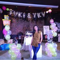 Yuki Kato sekarang ini sedang berbahagia lantaran telah genap berusia 23 tahun. Di ulang tahunnya kali ini, Yuki mendapat pesta kejutan dari para penggemarnya yang bernama Yukavers. (Instagram)