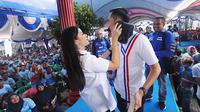 Aliya Rajasa dan Edhie Baskoro Yudhoyono (dok. Instagram @ruby_26/https://www.instagram.com/p/BwGW3ZZAEGH/Putu Elmira)