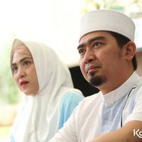 Ustaz Solmed (kapanlagi.com, Foto: Bambang E Ros)