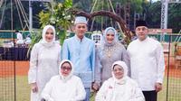 Pernikahan Istri Mendiang Sys Ns, Shanty Widhiyanti dengan Syaiful. (Ist)