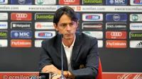 Filippo Inzaghi rupanya masih menyesali kegagalan timnya tak dapat meraih poin penuh saat bentrok dengan Inter Milan