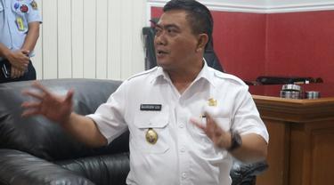 Wali Kota Cirebon H Nashrudin Azis