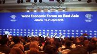 Indonesia merupakan negara dengan ekonomi terbesar ke lima di Asia, kita juga menjadi negara kunci di G-20.