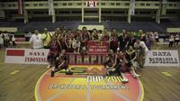 Tim BBM Viking Surabaya Juara ASW Cup 2018