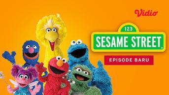 Kartun Sesame Street Hadir di Vidio, Simak Cara Nonton Episode Terbaru di Sini