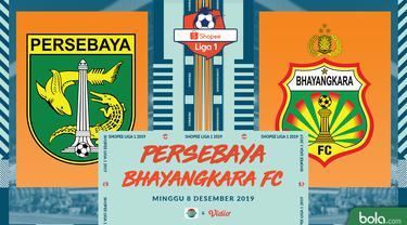 Persebaya Surabaya Vs Bhayangkara FC