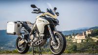 Ducati secara resmi meluncurkan Multistrada 1260 Enduro di India.