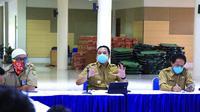 Wali Kota Tangerang Arief Wismansyah memastikan sebanyak 64 ribu keluarga kurang mampu di Kota Tangerang yang terdampak virus Corona Covid-19, akan menerima bantuan pangan.
