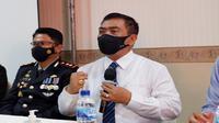 Wali Kota Cirebon Nashrudin Azis meminta masyarakat tetap waspada perketat protokol kesehatan meski status PPKM turun ke level 2. Foto (Istimewa)
