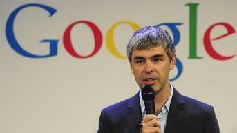 Google Ulang Tahun ke-23, Intip Harta Pendirinya Larry Page