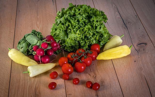 Sayuran (Pixabay.com)