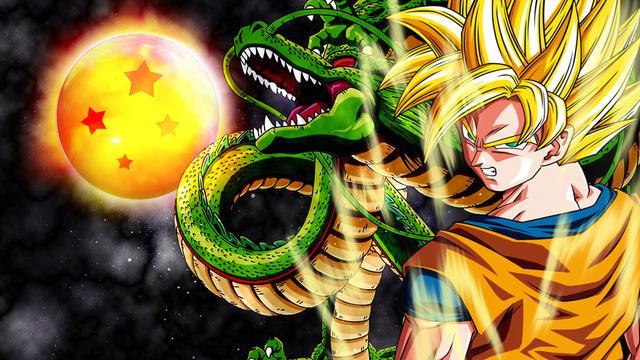 Download 700+ Wallpaper Animasi Dragon Ball  Gratis