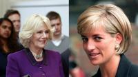 Camilla Parker Bowles dan Diana Spencer (Reuters)