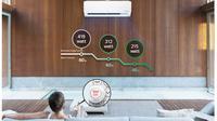 Tagihan listrik tetap bisa rendah kok meski rutin menggunakan AC, asalkan mengikuti tips ini. (foto: dok. LG)
