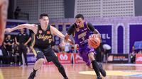 CLS Knights Indonesia melaju ke semifinal ASEAN Basketball League 2018-2019 setelah mengalahkan Saigon Heat dengan skor 68-56. (dok CLS Knights Indonesia)