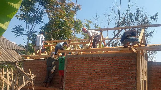 Pemerintah Anggarkan Rp 70 Miliar untuk Bedah 4.000 Rumah di Sulteng