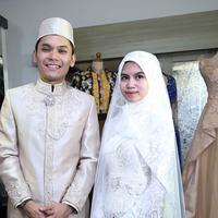 Ben Kasyafani dan Ines (Nurwahyunan/bintang.com)