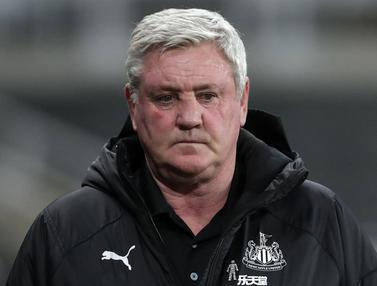 Foto: 5 Kandidat Pengganti Steve Bruce di Kursi Kepelatihan Newcastle United