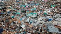 Dampak kerusakan di Bahama akibat badai Dorian (Gonzalo Gaudenzi / AP PHOTO)
