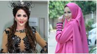 Penampilan Nita Thalia kala pakai hijab, dapat baanyak pujiaan. (Sumber: Instagram/@nitatalia.real)