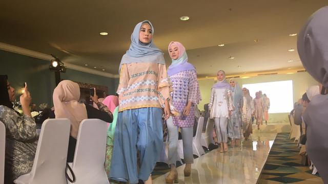 Tren Busana Lebaran Dari Panggung Hijup Ramadhan Festival Fashion Beauty Liputan6 Com