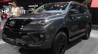 Improvement dilakukan PT Toyota-Astra Motor (TAM) pada penampilan New Fortuner TRD Sportivo agar lebih gagah