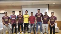 Delapan pemain anyar PSM Makassar untuk mengarungi musim 2020. (Bola.com/Abdi Satria)