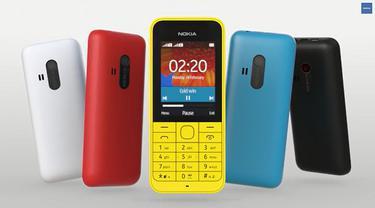 Nokia Luncurkan Produk Smartphone Murah Rp 400 ribuan