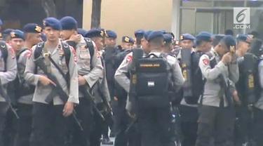 Sebanyak 18 ribu aparat kepolisian, akan diterjunkan untuk pengamanan Pilkada Serentak.
