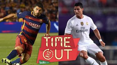 Persaingan ketat terjadi di antara dua pencetak gol asal La Liga Spanyol, Luis Suarez dan Cristiano Ronaldo untuk mendapatkan Sepatu Emas 2016. Gelar tersebut bakal didapat pemain yang memiliki poin tertinggi berdasar koleksi gol alias top skorer.