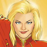 Captain Marvel. Foto: marvel.com