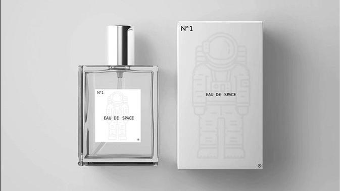 Parfum dengan Aroma Luar Angkasa Siap Mengudara