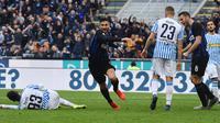 Roberto Gagliardini menyumbang gol saat Inter Milan menghadapi SPAL. (dok. Inter Milan)