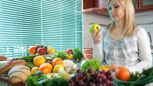Makan Buah dan Sayur