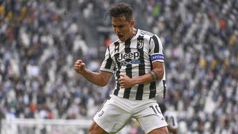 FOTO: Juventus Menang Tipis Atas Sampdoria 3-2