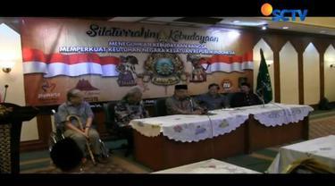 Nahdlatul Ulama  (NU) dan sejumlah budayawan menilai Tanah Air serta budaya harus didahulukan.