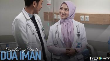 Drama webseries Satu Amin Dua Iman
