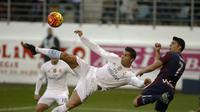 Real Madrid saat bertandang ke markas Eibar (Reuters)