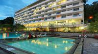 Hotel Grand Inna Samudra Beach, Palabuhanratu, Sukabumi, Jawa Barat. (sumber: innagroup.co.id)