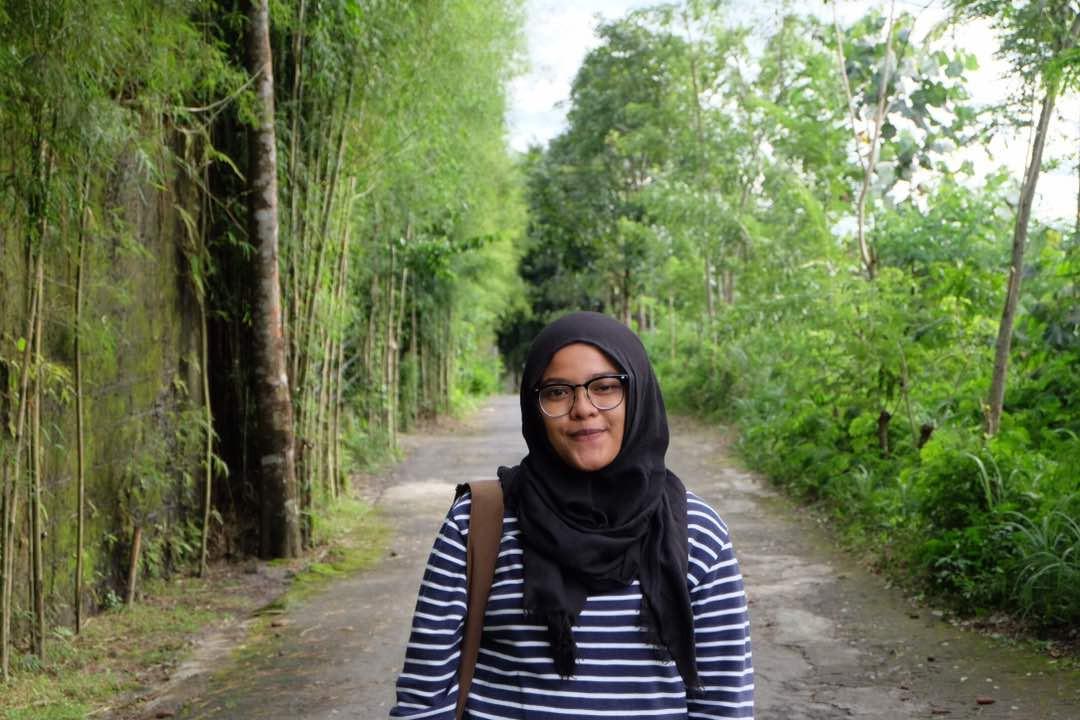Anita Nur Fitriany, Content Writer. (foto: dok. pribadi)