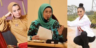 Dari 91 artis yang terdaftar dalam Pemilu Legislatif 2019, ada 13 artis yang lolos menjadi anggota DPR RI untuk periode 2019-2024. Ini daftar artis lolos ke DPR.(dok. Instagram)