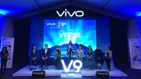 Grand launching Vivo V9 di Candi Borobudur