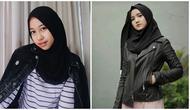 Anak Ustaz Kondang Tanah Air yang Beranjak Dewasa. (Sumber: Instagram.com/adiba.knza dan Instagram.com/wirda_mansur)