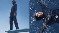 Pakaian Renang untuk Wanita Berhijab dari Nike. (dok.Instagram @scenearabia/https://www.instagram.com/p/B55jeunH94N/Henry)