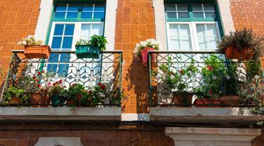 4 Cara Simpel Mendekorasi Balkon Rumah Jadi Lebih Menarik