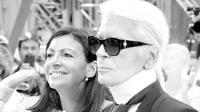 Seperti apa kosmetik yang dibuat oleh Karl Lagerfeld? Simak selengkapnya di sini! (instagram/karllagerfeld)