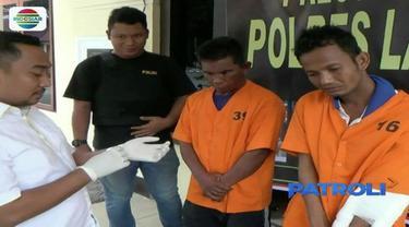 Polres Lankat lumpuhkan dua perampok yang menyekap keluarga pengusaha sawit di Sumatera Utara.