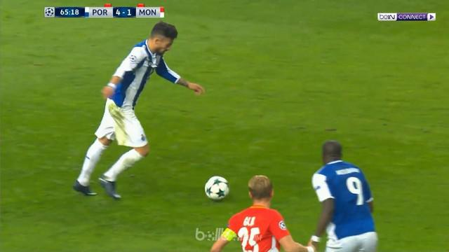 Berita video highlights Liga Champions 2017-2018 antara Porto melawan Monaco dengan skor 5-2. This video presented by BallBall.